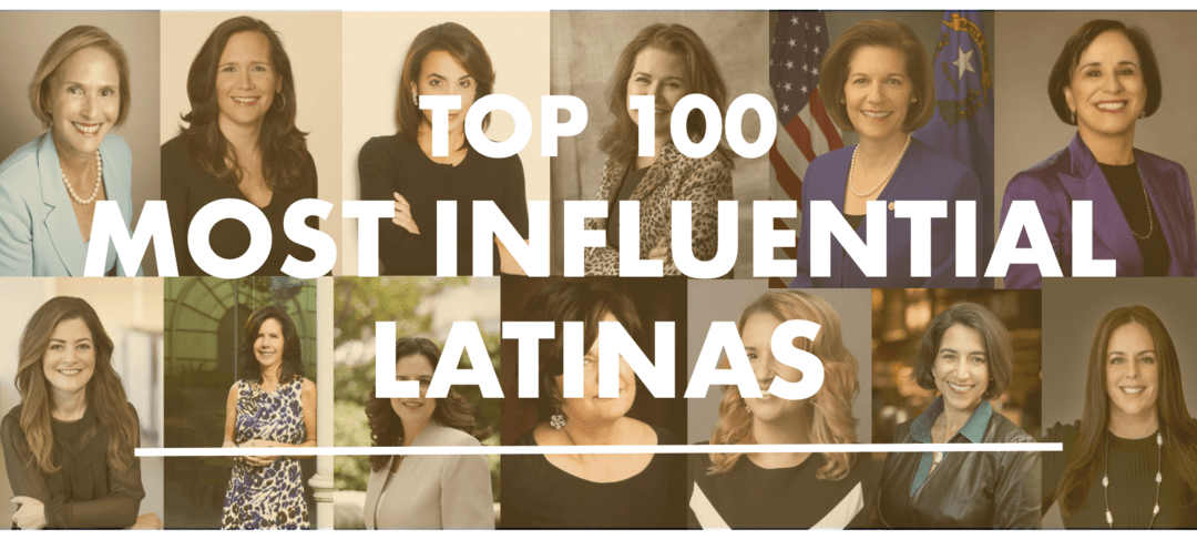 The most influential latinas