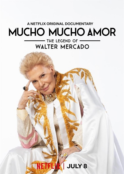 "Have you see Walter Mercado's Netflix special ""Mucho Mucho Amor""?"